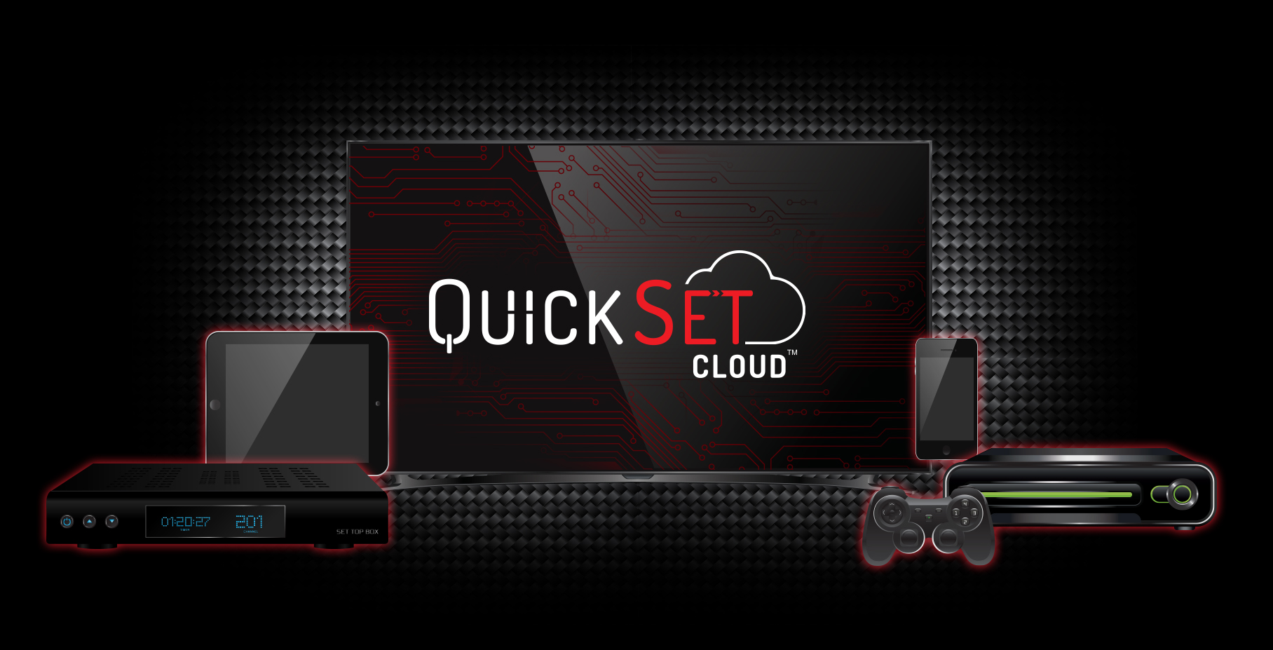 QuickSet Cloud Powering Devices